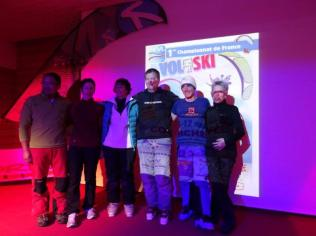 Podium Vol & Ski Biplace