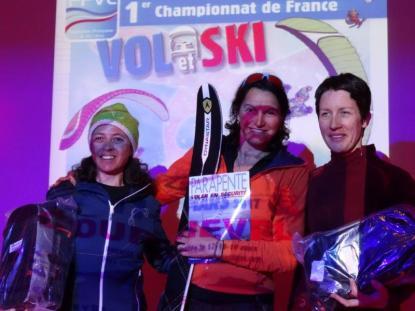 Podium vol & Ski Femme