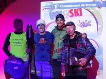 Podium Vol & Ski Homme